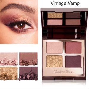 NEW! Charlotte Tilbury Luxury Eyeshadow Palette